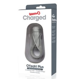 The Screaming O - Charged Oyeah Plus Ring Grey