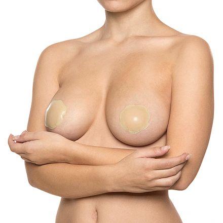 Bye Bra - Petal Nipple Covers Nude