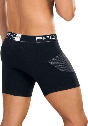 PPU Men's Underwear - Boxer Black