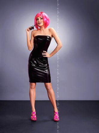 Me Seduce Xenia Dress Black