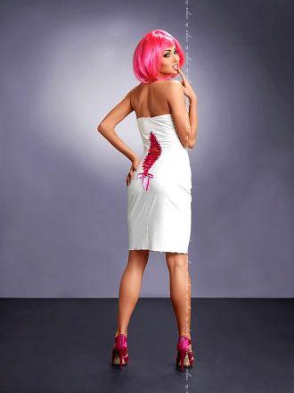 Me Seduce Xenia Dress White