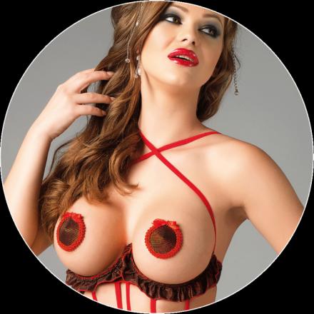 Me Seduce Nipple Cover NC 006