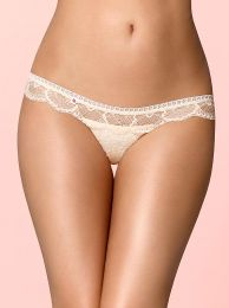 Obsessive 874-PAN-2 panties cream