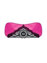 Obsessive Satinia mask pink