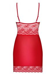 Obsessive  Lovica chemise and thong red