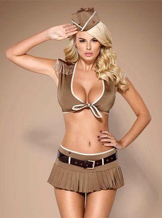 Obsessive 814-CST-4 soldier costume 5-pcs