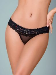 Obsessive 866-PAN-1 panties black