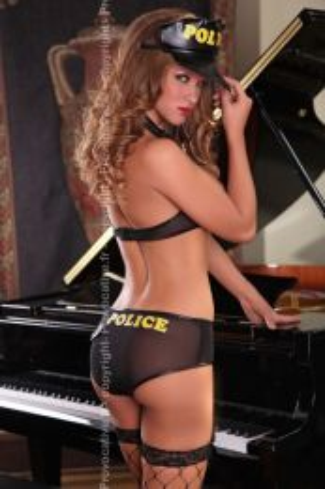 Provocative Hard Police