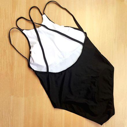 Monokini Black