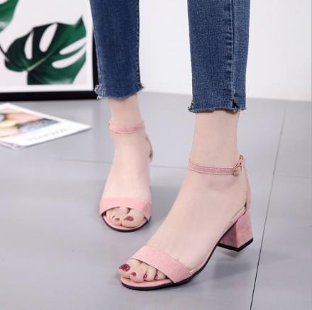 Summer Sandal Pink