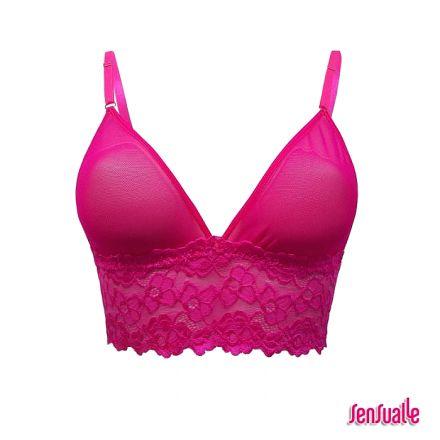 Sensualle Quero Morrer Contigo Neon Pink