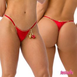Sensualle Jingle Bell Red