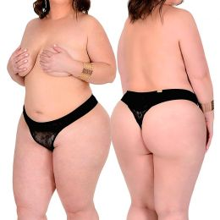 Sensualle Cigana Black XL-XXL