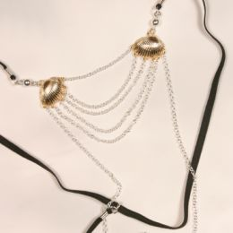 String Chaines arg Coquilles Or