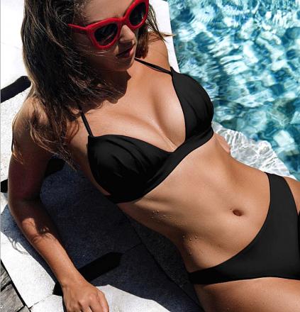 Brazilian Bikini Black